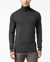 Club Room Men's Cashmere Turtleneck Sweater, Only at Macy's