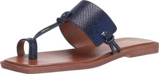 Franco Sarto womens Mayleigh Sandal Cobalt 9 M