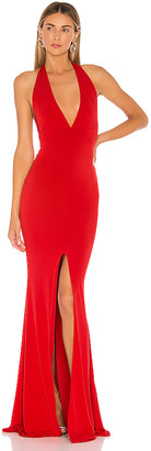 Nookie Illegal Halter Gown