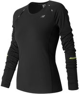 New Balance Women's NB Ice Running Tee