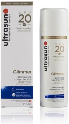 Ultrasun Ultra Sun Glimmer Protection SPF20