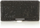 Karen Millen Diamante Clutch - Black