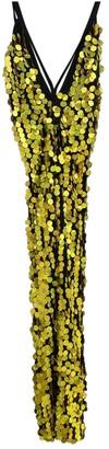 Jaded London Yellow Polyester Dresses