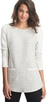 LOFT Front Pocket Terry Tunic