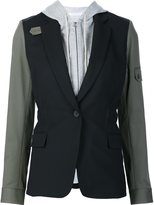 Veronica Beard bicolour jacket