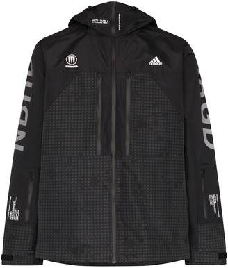 adidas x Neighborhood hooded jacket