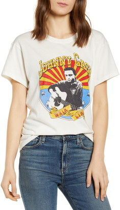 Daydreamer Johnny Cash The Icon Graphic Tour Tee