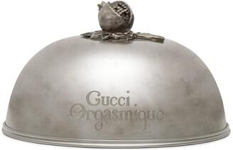 Gucci Cloche with pomegranate