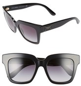 Dolce & Gabbana 51mm Square Sunglasses