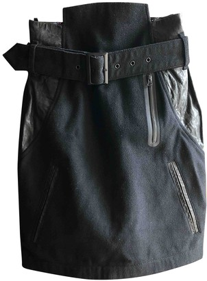 Nike Black Wool Skirt for Women