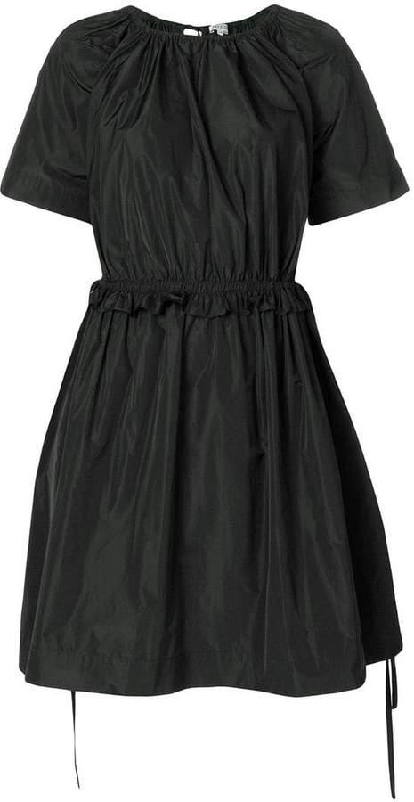 Kenzo drawstring-waist dress