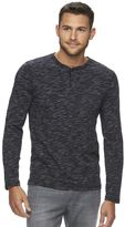 Marc Anthony Men's Slim-Fit Textured Henley