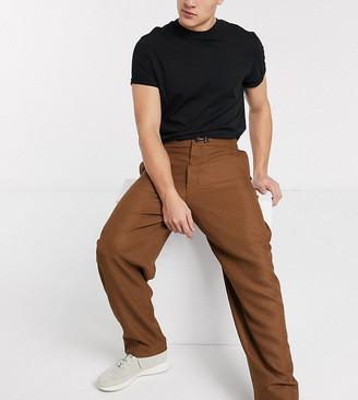 Noak wide leg pants in camel