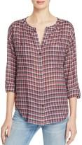 Soft Joie Zabrina Plaid Shirt