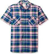 Levi's Men's Zaire Short Sleeve Woven Shirt
