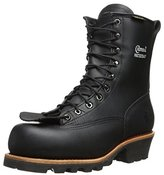 "Chippewa Men's 8"" Waterproof Insulated Comp Toe Lace-to-Toe 73114 Logger Boot"