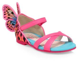 Sophia Webster Baby's, Little Girl's & Girl's Chiara Butterfly Ankle Strap Sandals