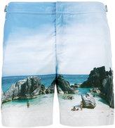 Orlebar Brown Bulldog rocky beach swim shorts - men - Polyester - 28