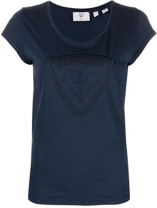 Rossignol logo-print cotton T-shirt
