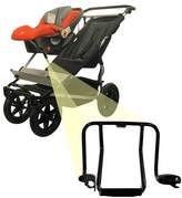 Graco Mountain Buggy Car Seat Adapter for Snugride fits Duet (Black)