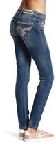 Rock Revival Rhinestone Accented Skinny Jean