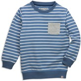 Sovereign Code Boys' French Terry Striped Sweatshirt