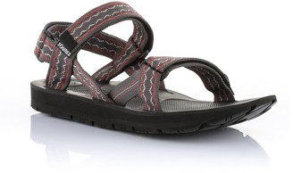 Source Trek Stream Men's Sandals Green/Brown Size 40