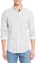 Gant Trim Fit Geo Print Sport Shirt