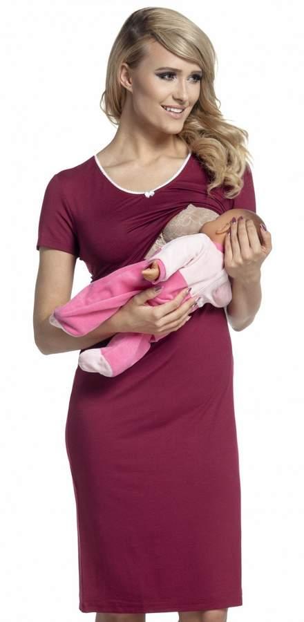 69b8d6a4733f3 Nightdress Maternity Women - ShopStyle Canada