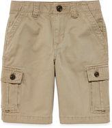 Arizona Twill Cargo Shorts - Preschool Boys 4-7