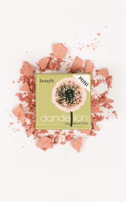 Showpo Benefit - Dandelion Blush Mini Benefit Cosmetics Face