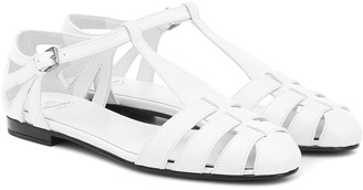 Church's Rainbow leather sandals