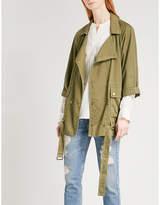 Current/Elliott Infantry cotton jacket