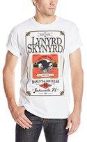 FEA Men's Lynyrd Skynyrd Logo Label T-Shirt