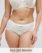 City Chic Nocturne Shorty Brief