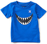 Hurley Baby Boys 12-24 Months Shark Bait Short-Sleeve Graphic Tee