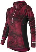 New Balance Women's NB Heat Half-Zip Running Jacket