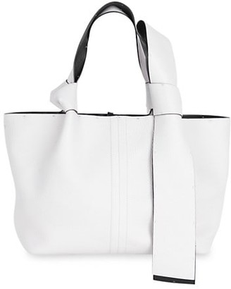 Valentino Atelier Bow Leather Tote