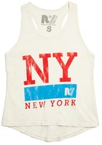Rebel Yell Girls' NY Tank - Sizes S-XL