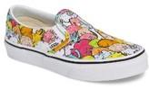 Vans Toddler X Dallas Clayton Classic Slip-On Sneaker