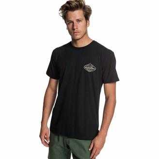 Quiksilver Worlds Finest T-Shirt - Men's