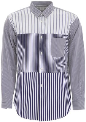 Comme des Garcons Striped Shirt