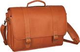 David King 142 Porthole Laptop Briefcase