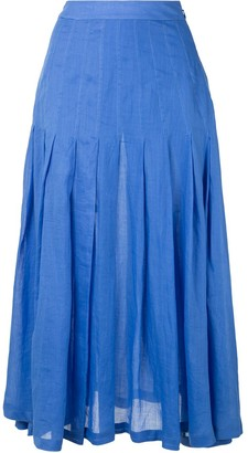 Three Graces High Waisted Fitted Skirt