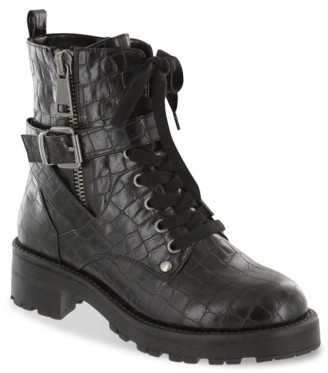 Mia Marcell Combat Boot