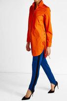 Max Mara Cotton Lace-Up Shirt