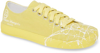 Maison Margiela Tabi Painter Low Top Sneaker