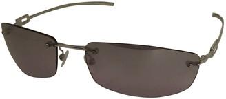 Gucci Purple Metal Sunglasses