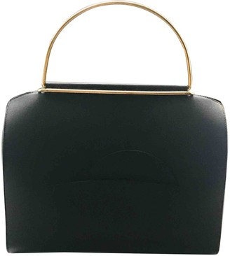 Roksanda Black Leather Handbags