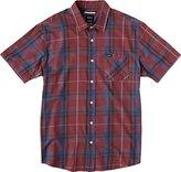 RVCA Men's Waas Short Sleeve Shirt